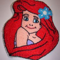 Ariel The Mermaid